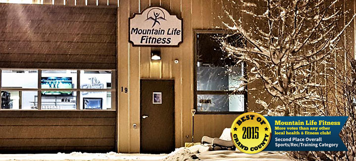 Mountain Life Fitness contact us