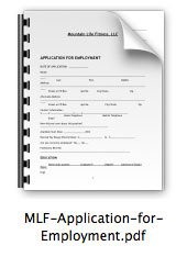MLF Application
