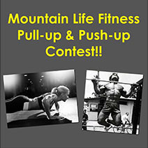 pull up push up contest