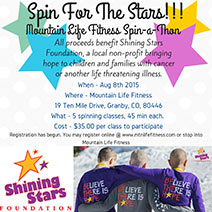 spin for the stars spinathon