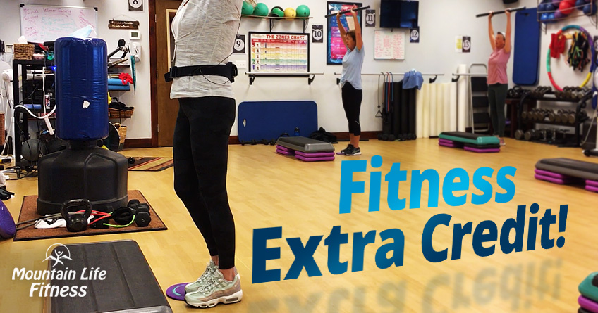 Fitness Extra Credit